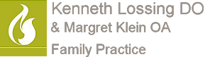 Kenneth Lossing DO Family Practice, Margret Klein-Lossing | San Rafael CA